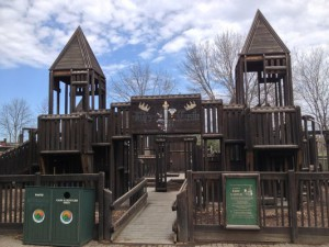 Kids Castle at Deerpath Park
