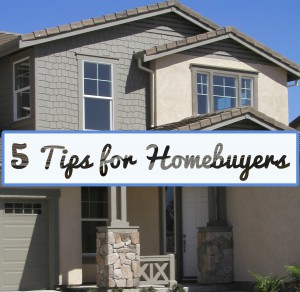 5 tips for homebuyers for 2014